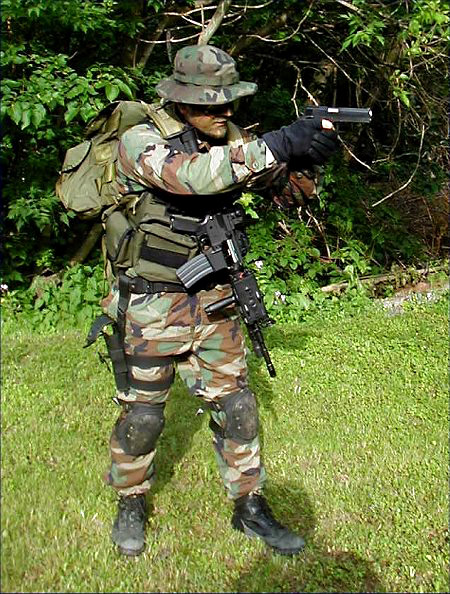 What Airsoft Kit Do You Have
